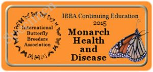 Monarch Health and Disease Seal